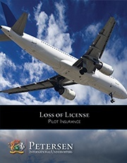 Personal Disability Insurance Brochure - Pilots Loss of License