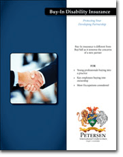 Business Disability Insurance Brochure - Buy In