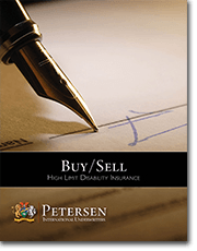 Business Disability Insurance Brochure - Buy Sell