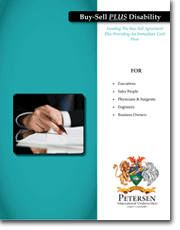 Business Disability Insurance Brochure - Buy-Sell Plus