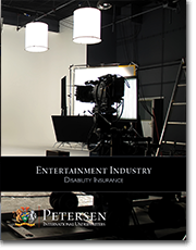 Entertainment Industry Disability Insurance