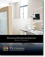 Business Disability Insurance Brochure - Overhead Expense