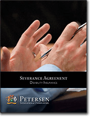 Business Disability Insurance Brochure - Severance Agreement