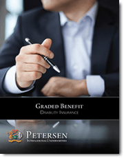 Personal Disability Insurance Brochure - Graded Benefit