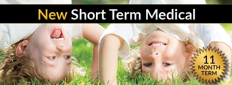 Short Term Medical Banner