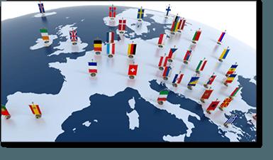 International Benefits Globe
