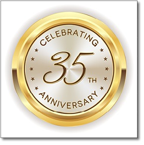 Celebrating 35th Anniversary