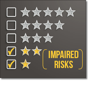 Impaired Risk