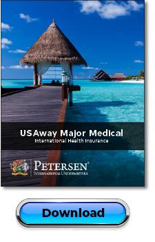 USAway Brochure Cover