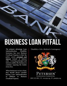 Business Loan Pitfall
