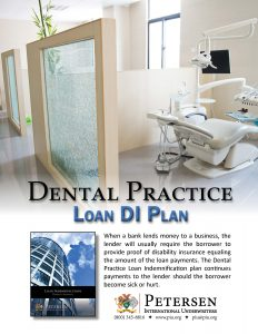 Dental Practice Loan Indemnification