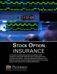 Stock Option Insurance