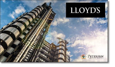 Exterior of the Lloyd's Building