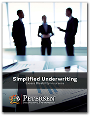 Simplified Underwriting Excess Disability Insurance