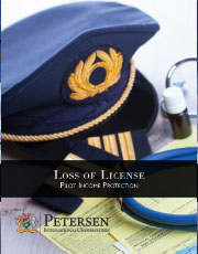 Loss of License Pilot Income Protection